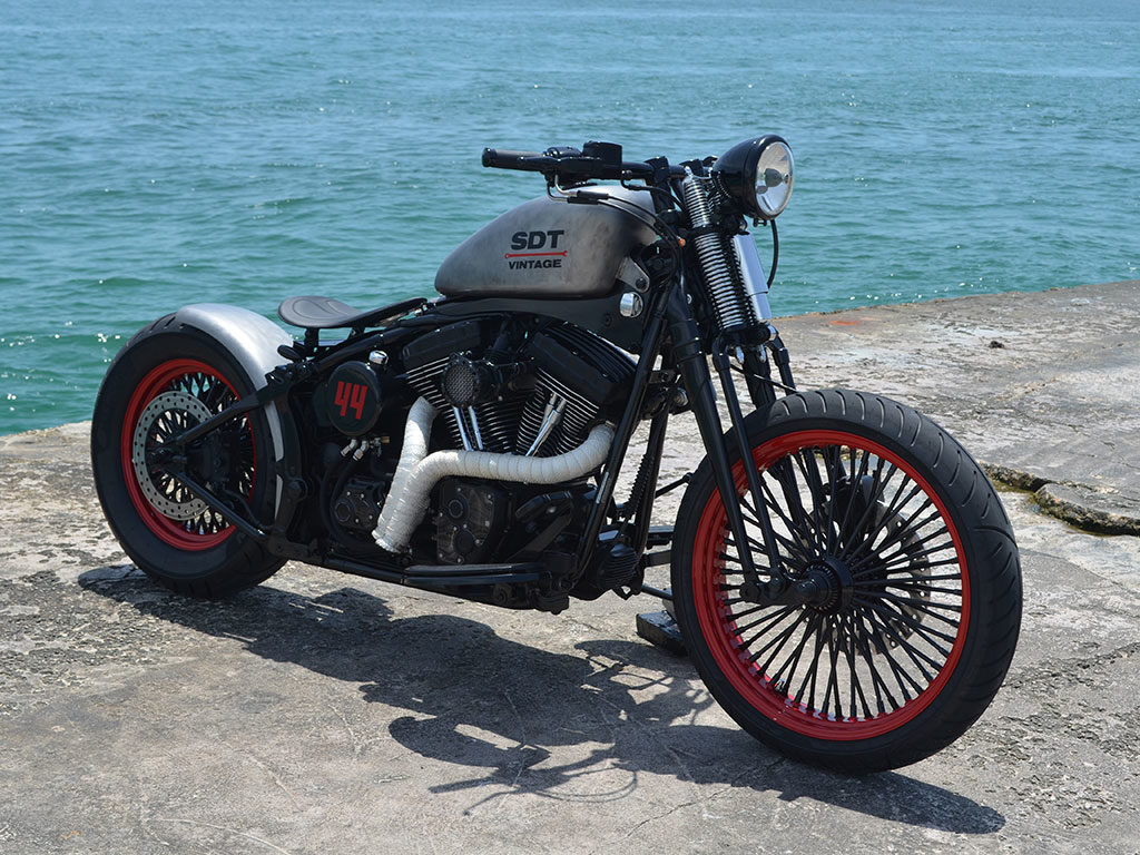 "Springer ""SDT Vintage"" by Lord Drake Kustoms"