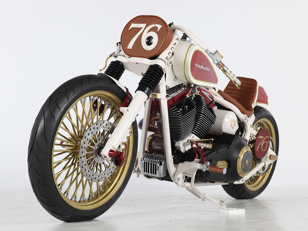 """Softail """"Envy"""" by Lord Drake Kustoms"""