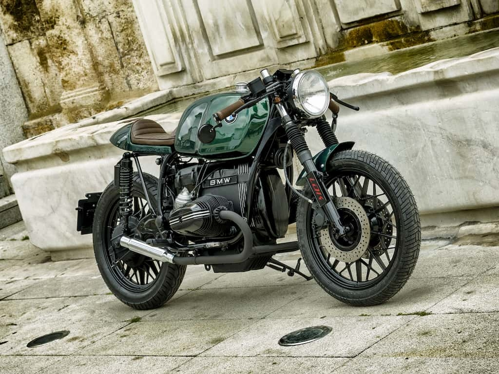 Bmw R65 The Green Cafe Racer Cafe Racer World