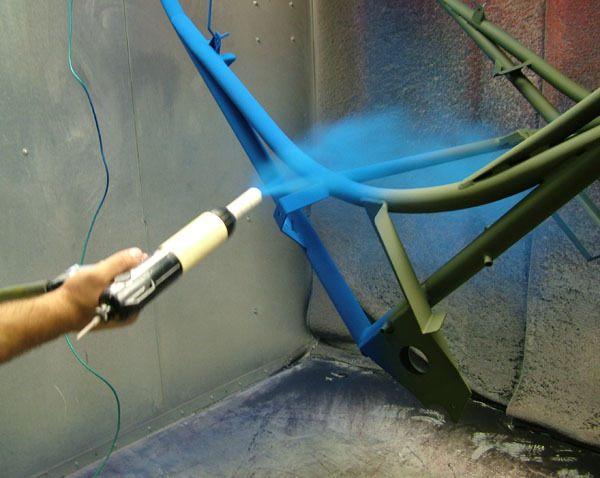 Metalcolors - powdercoating