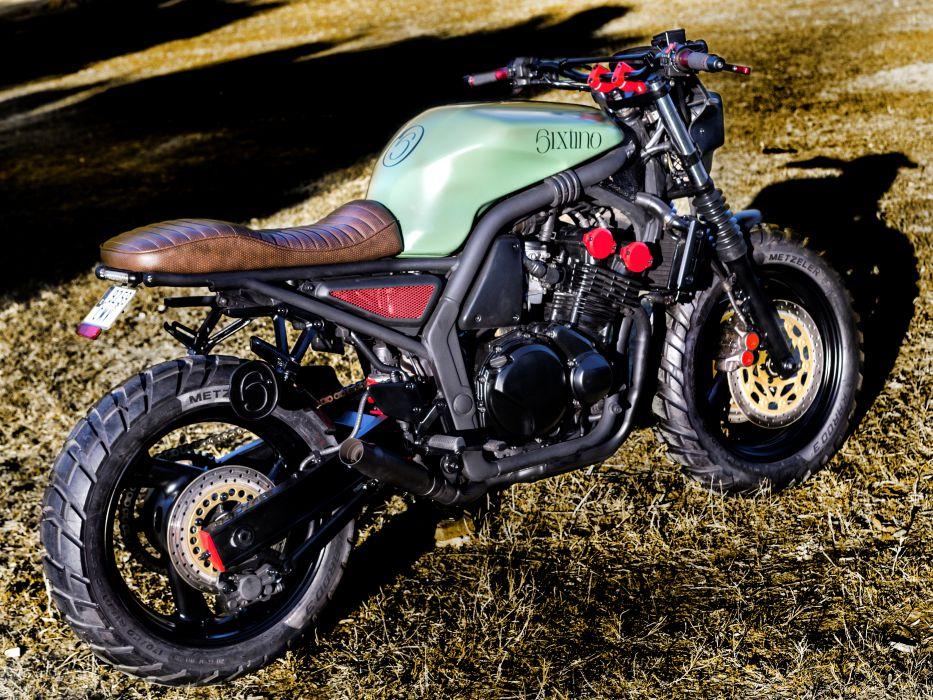 Yamaha Fazer Sixtino by Lord Drake Kustoms