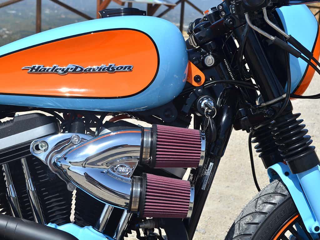 """""""Racing is Life"""" a Cafe Racer tribute to Steve McQueen customized by Lord Drake Kustoms"""