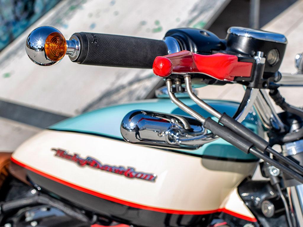 Bultracker 47, a Harley Scrambler by Lord Drake Kustoms